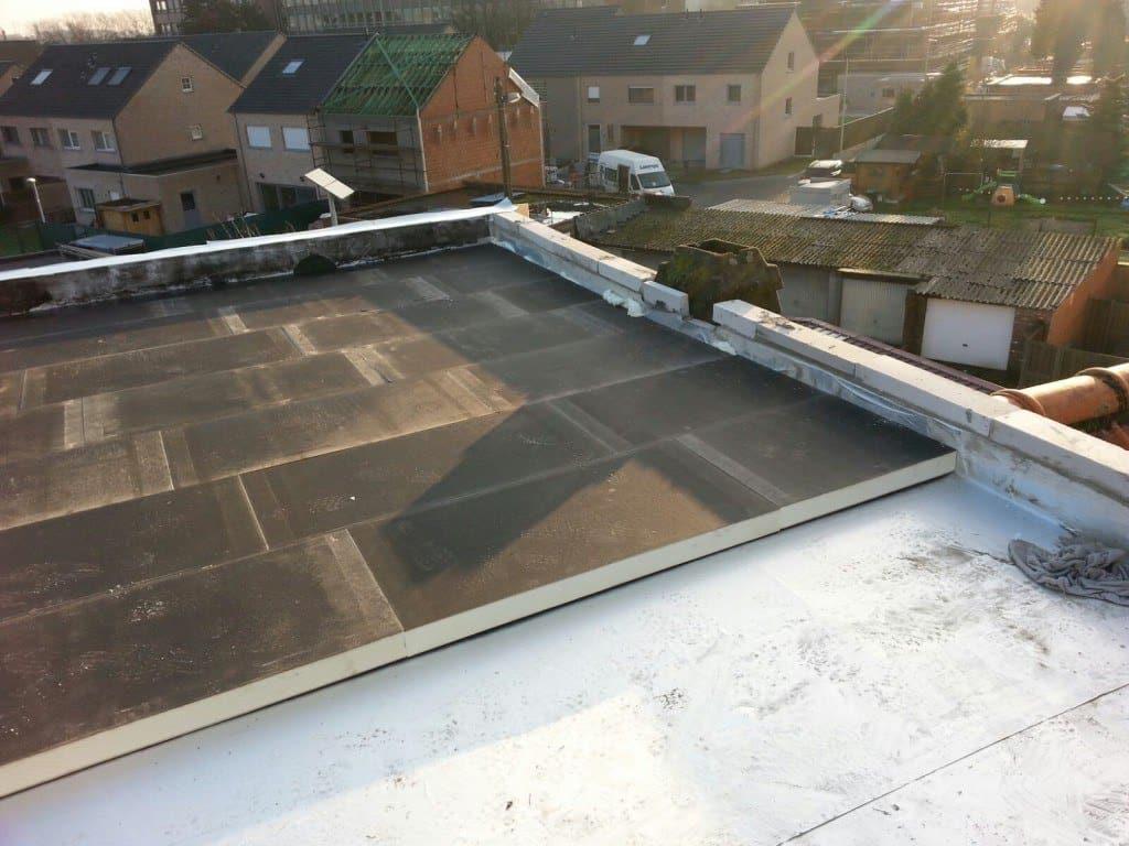 Plat dak