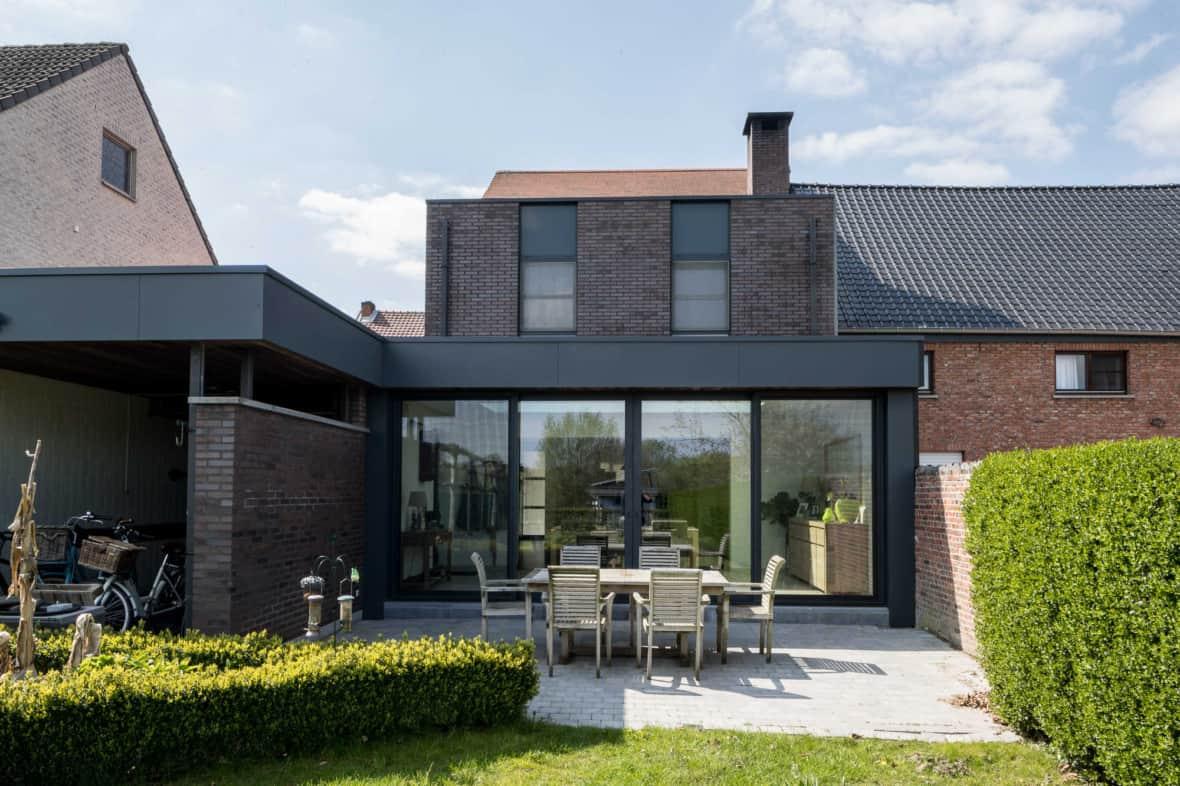Aanbouw / veranda